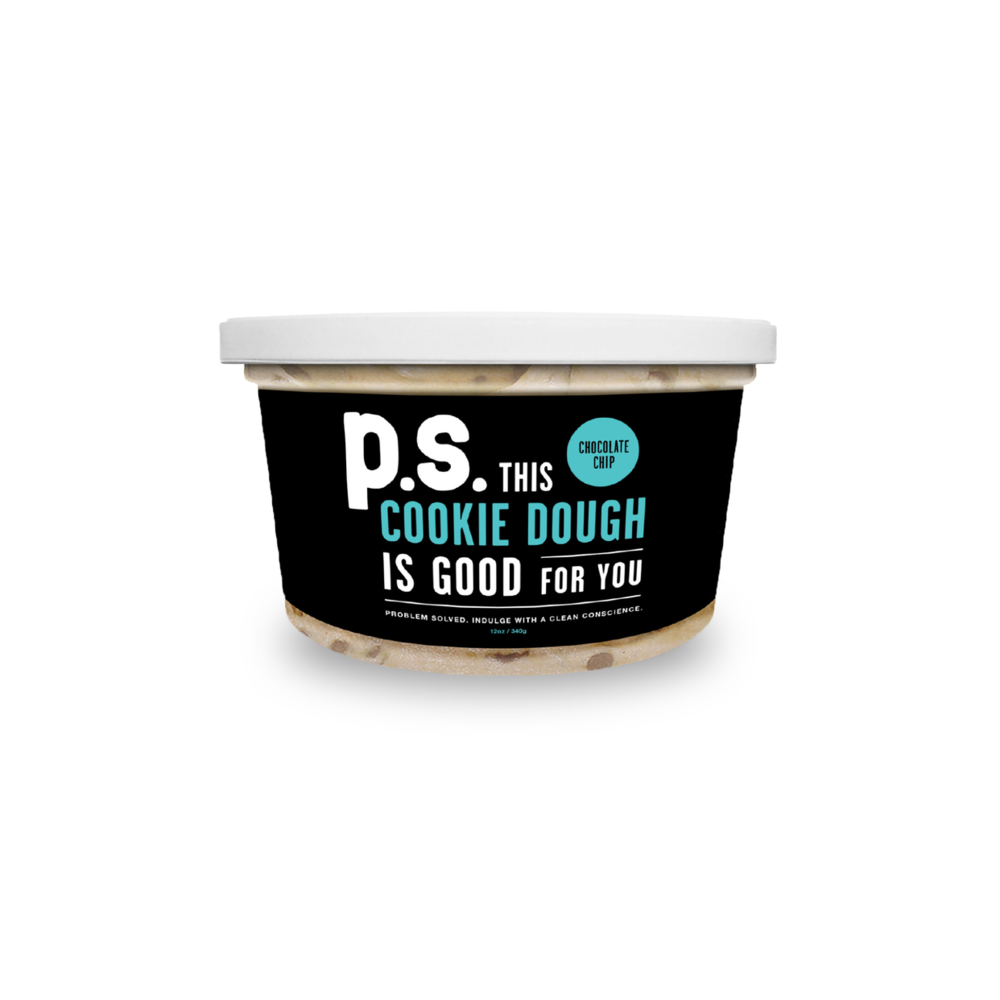 PS Snacks Cookie Dough