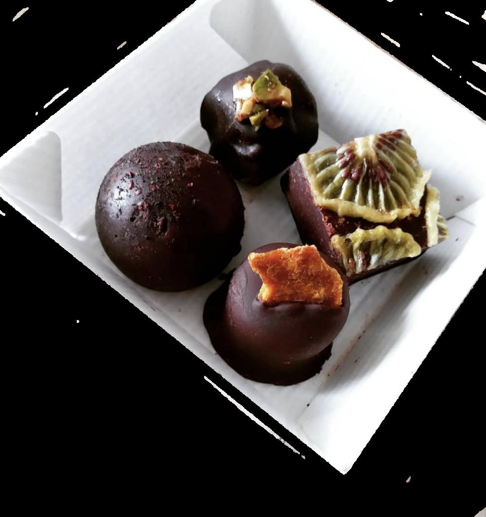 Jinji's chocolates