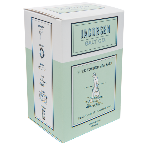 Jacobson Sea Salt