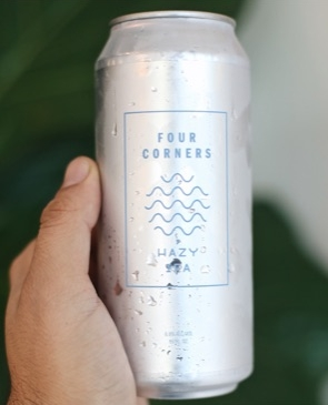 Four Corners - Hazy IPA 6.8%