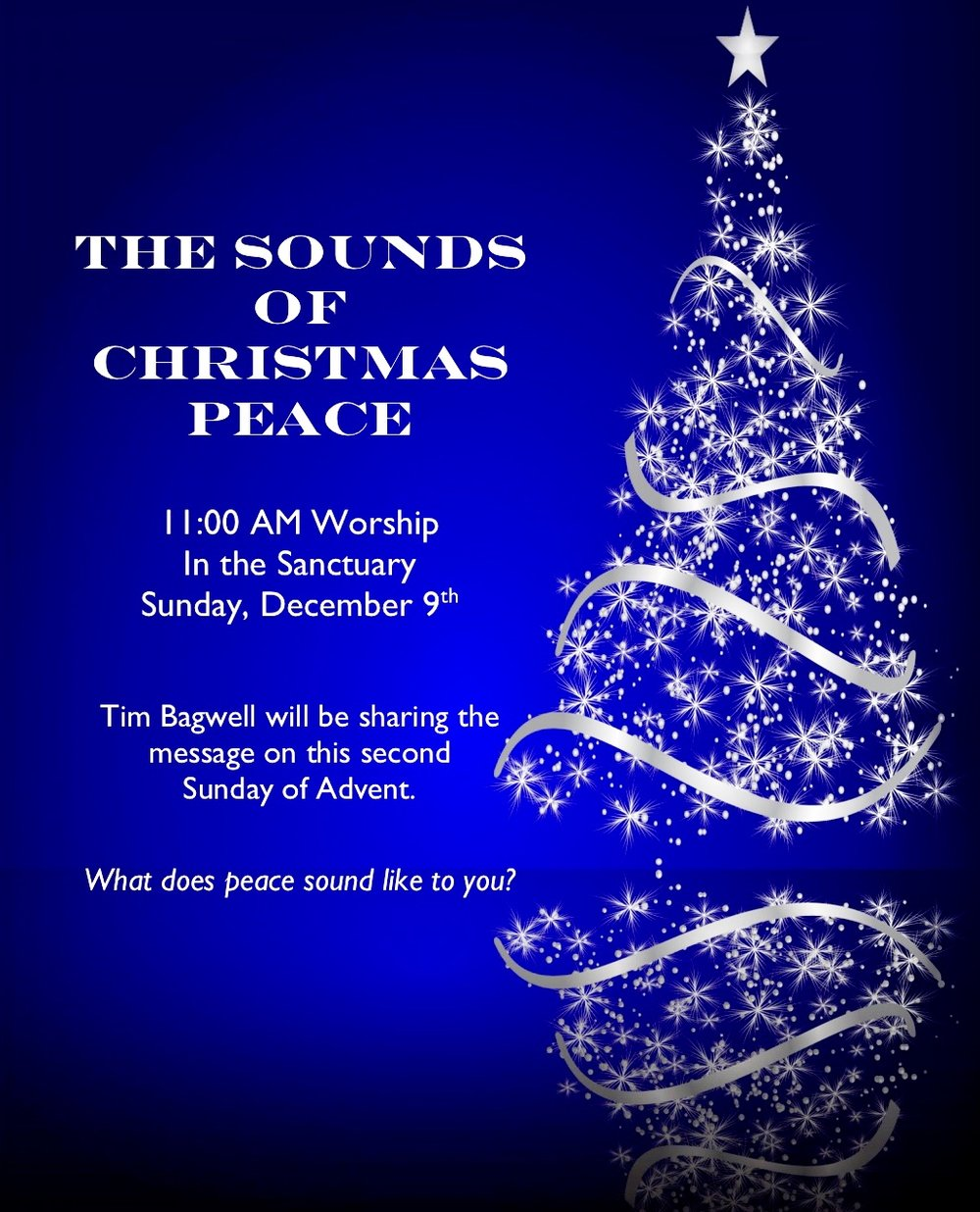 the sounds of christmas peace centenary