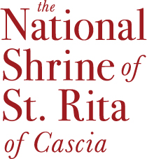photograph relating to Surrender Novena Printable known as Novena The Countrywide Shrine of Saint Rita of Cascia