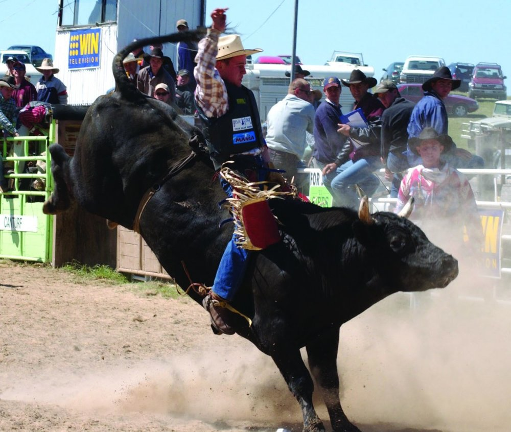 Image sourced from: http://bungendorerodeo.org.au/72/rodeo6/ My thanks to Jacob Rayner who gave permission to use image on 27 September, 2017.