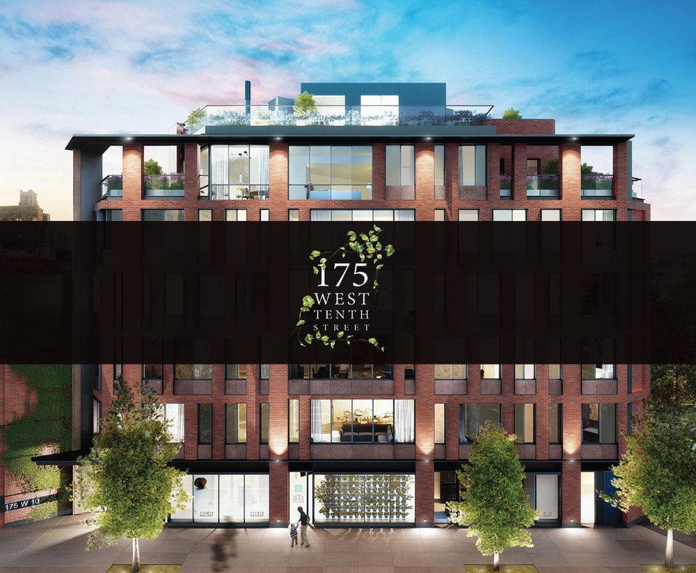 175 WEST 10TH STREET - West Village