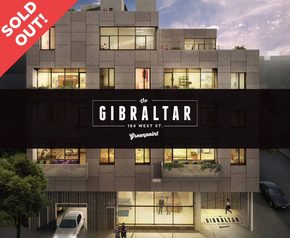 THE GIBRALTAR - 160 West Street