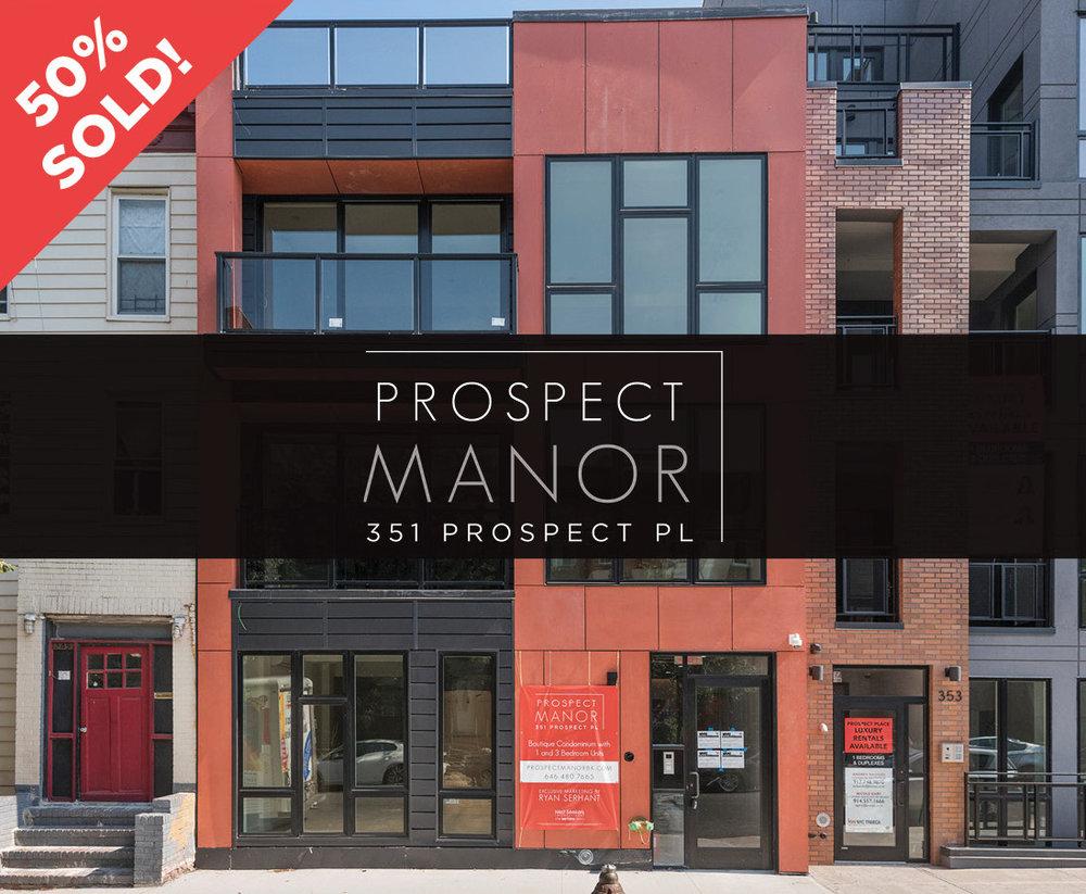 PROSPECT MANOR - 351 Prospect Place