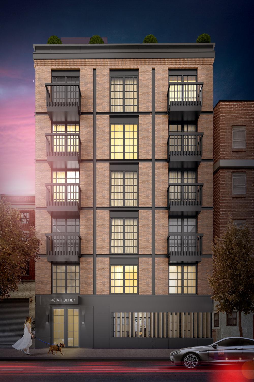 148 ATTORNEY STREET - Opportunity Zone LocationLower East Side