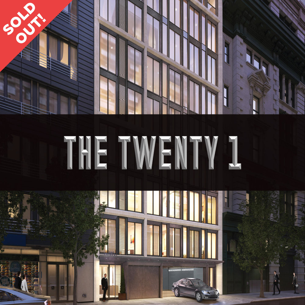THE TWENTY 1 - 117 West 21st Street