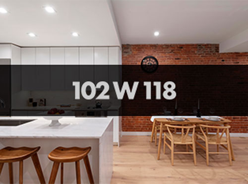 102 WEST 118TH STREET - Harlem