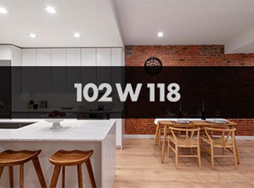 102 WEST 118TH STREET - Harlem
