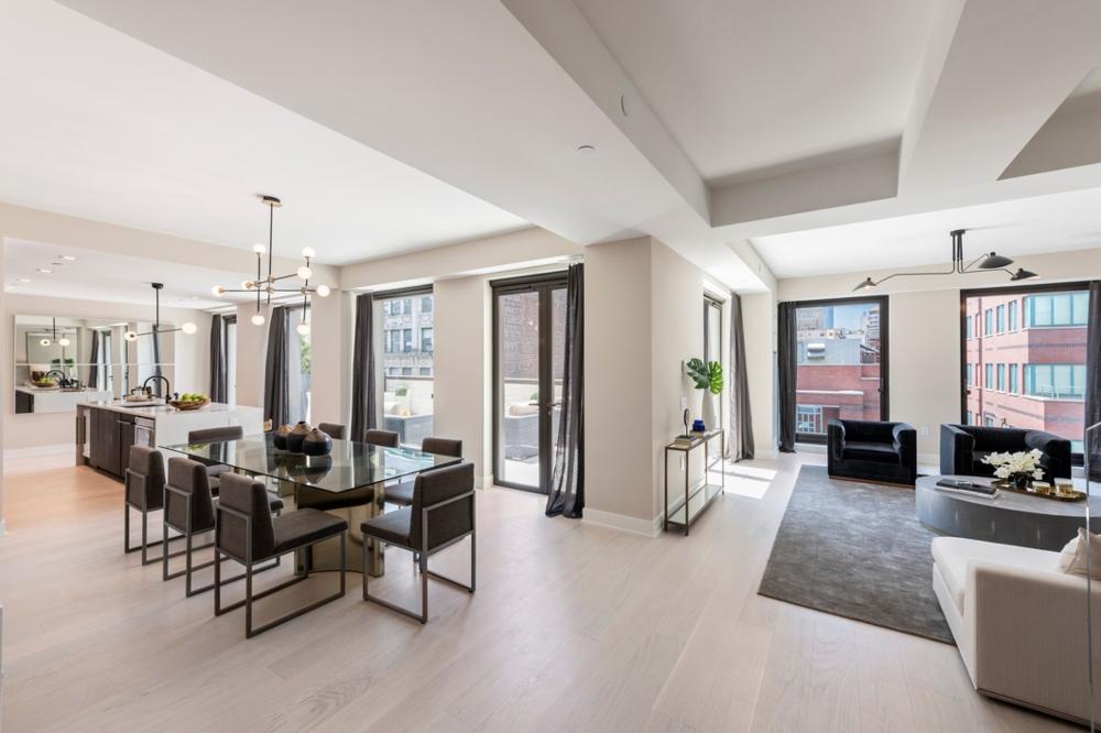 55 WEST 17TH STREET, 1401 - $8,750,0004 Bedrooms4.5 Bathrooms4,098 SQFT | 415 EXSF