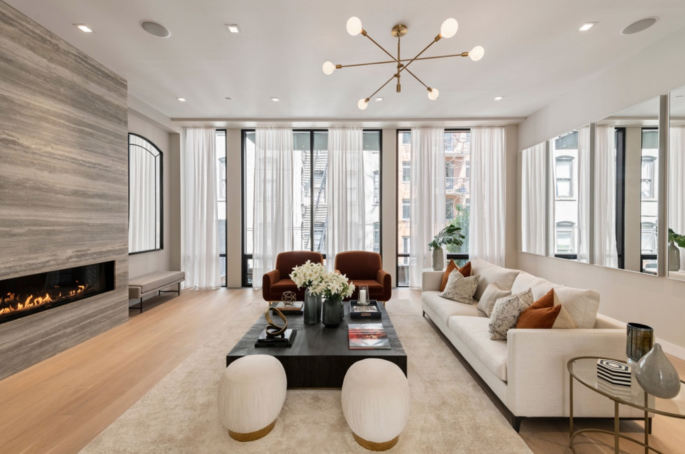 253 WEST 18TH STREET - $14,995,000 | 7 BED | 7.5 BATH | 8,300 SQFT | 1,130 EXSF26 Foot Wide Mansion in Chelsea with Private Pool! One of the most significant properties to ever come to market in Chelsea, this scintillating 7 bedroom, 7.5 bathroom townhouse is a monument to contemporary design and urban luxury. Every inch of this 8,300 sq. ft. home and the additional 1,130 sq. ft. of outdoor space has been thoughtfully planned with an eye towards functionality and style.