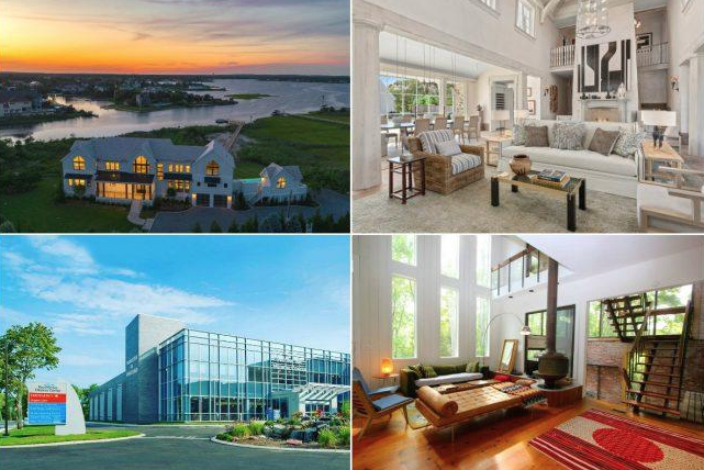 """Hamptons Cheat Sheet: Westhampton Beach new build sold for 'record' $6.45M, an $11.95M Bridgehampton home goes to contract … & more"" - -- THE REAL DEAL"