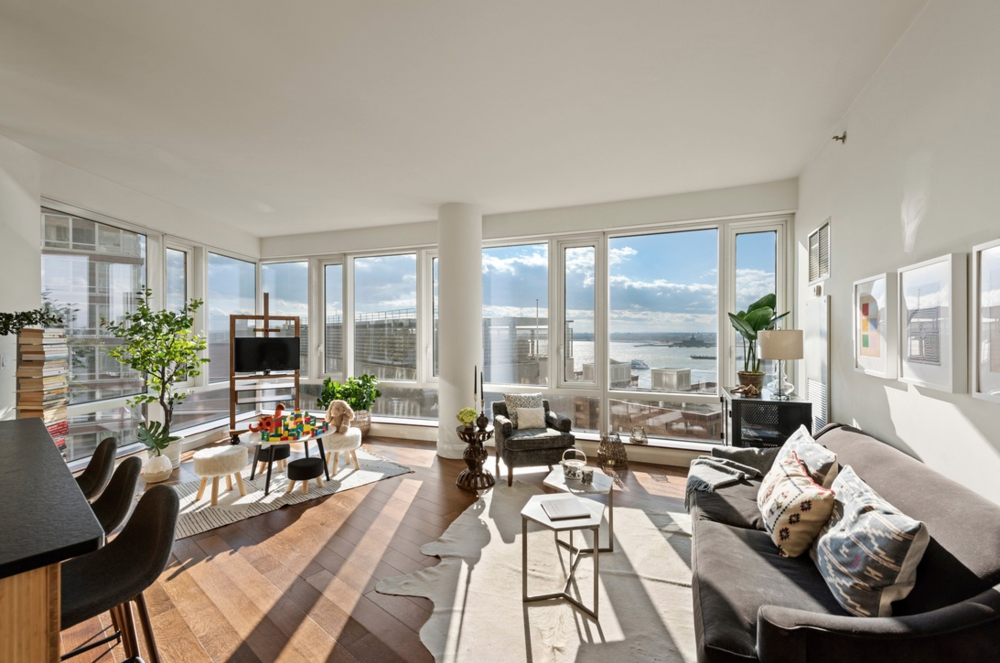 70 LITTLE WEST STREET, 12E - $2,995,0003 Bedrooms3 Bathrooms1,737 SQFT