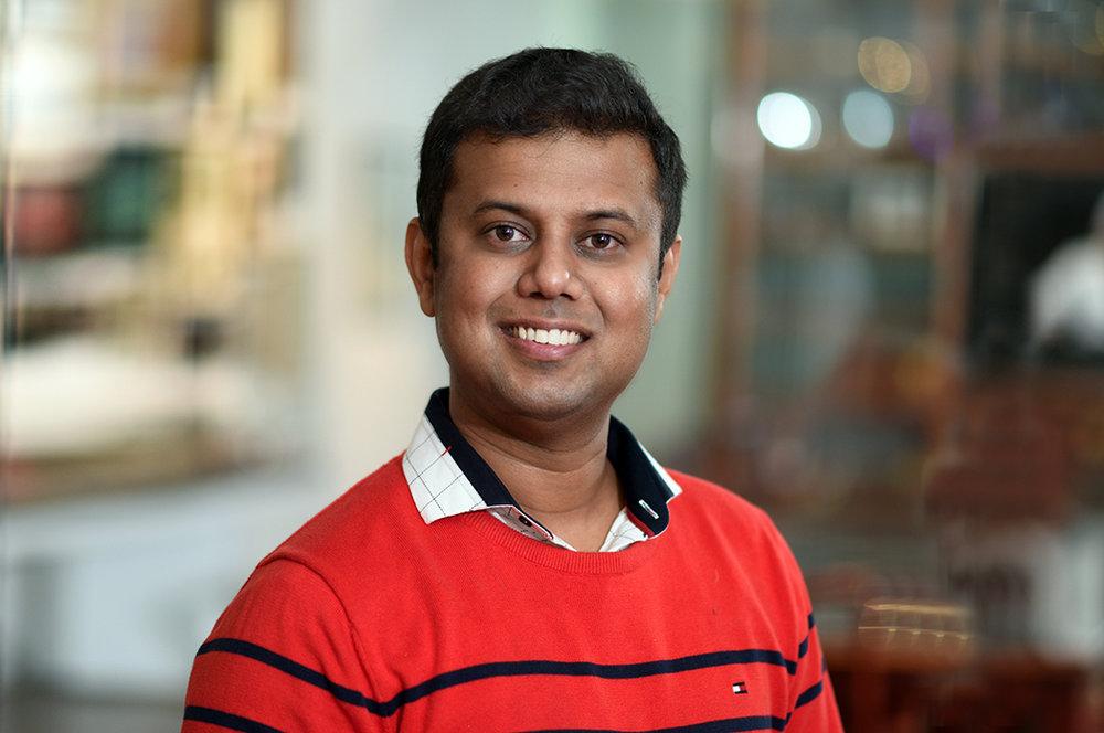 Sajjeev Jagannathan, M.S.   Research Associate