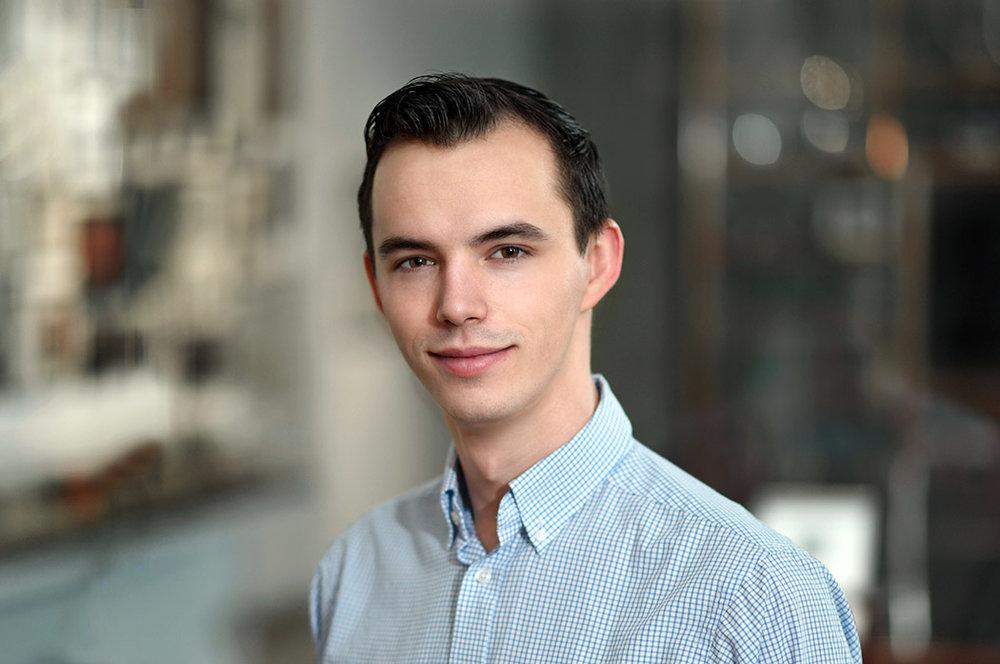 Justin Van Riper, B.A., B.S.   Research Technician