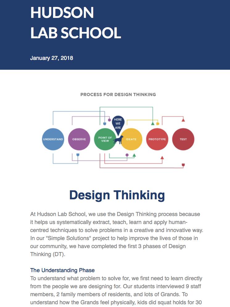 Design Thinking DT