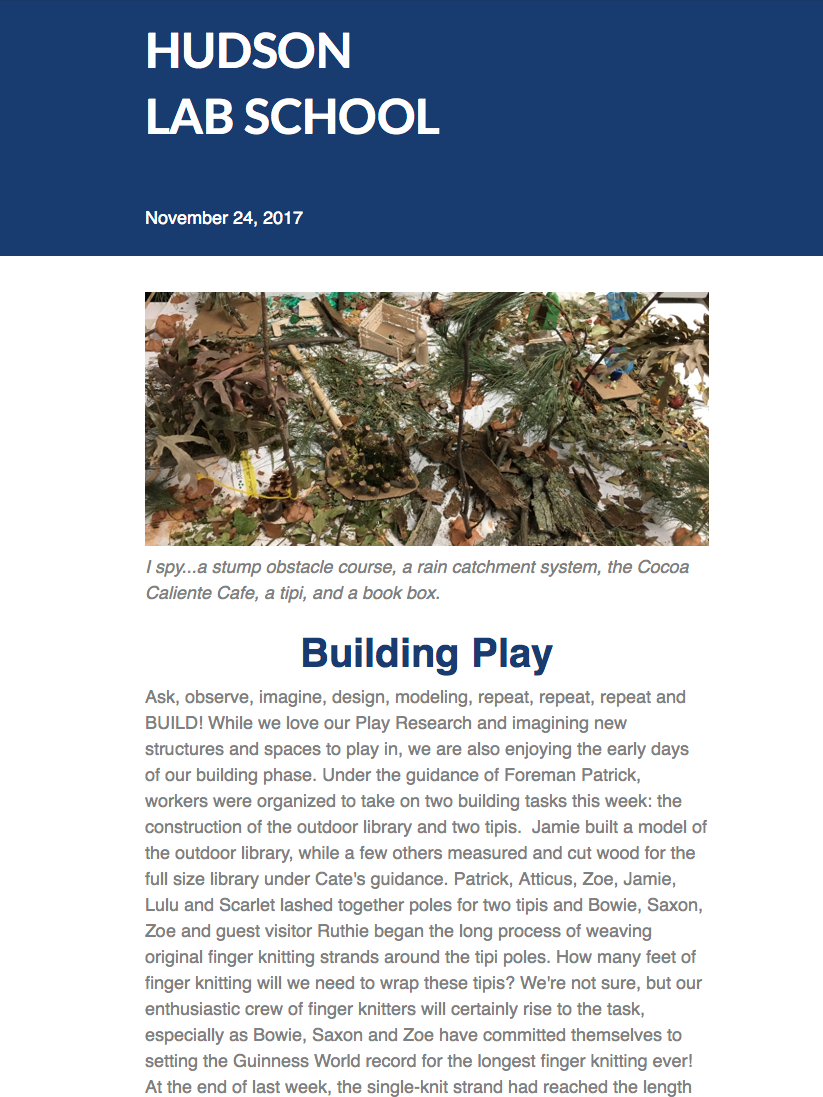Building Play