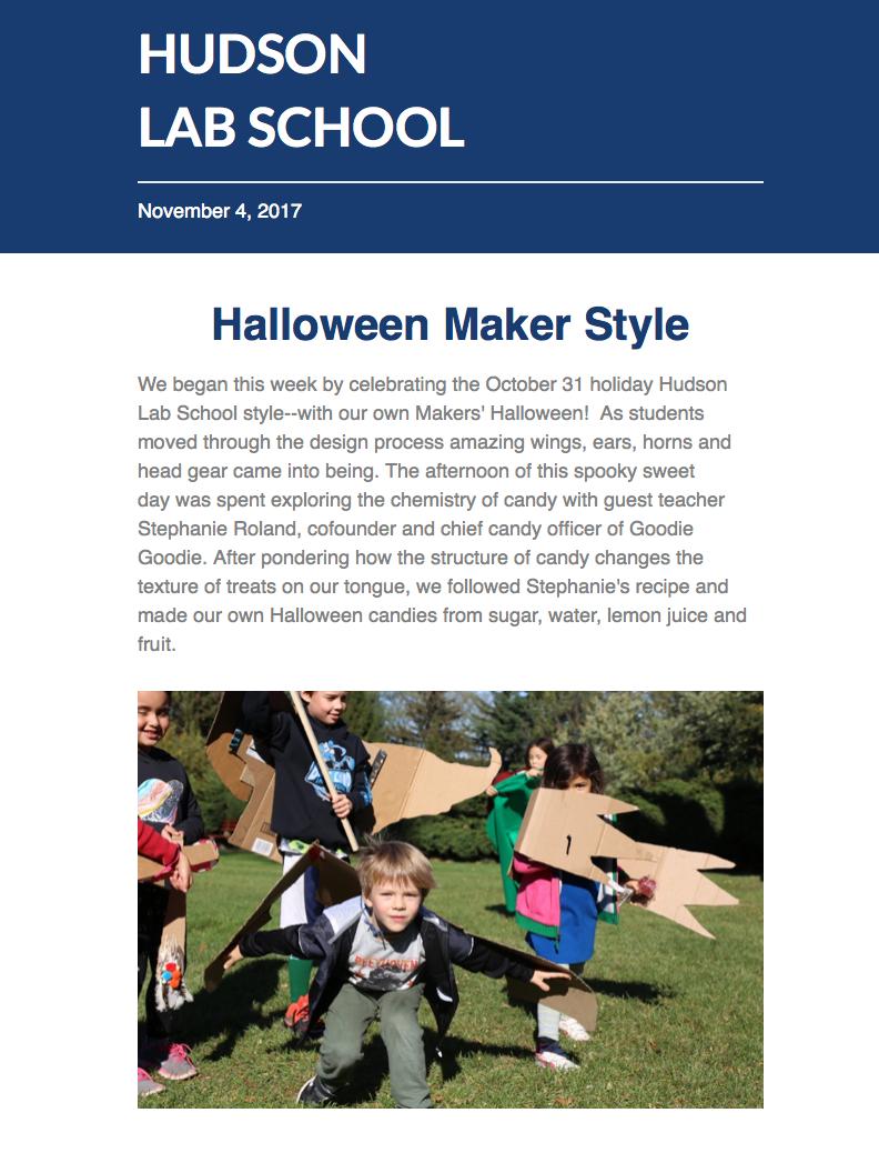 Halloween Maker Style