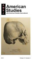 Journal of American Studies 53:2 (2014)