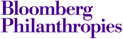 The Bloomberg Philanthropies logo.