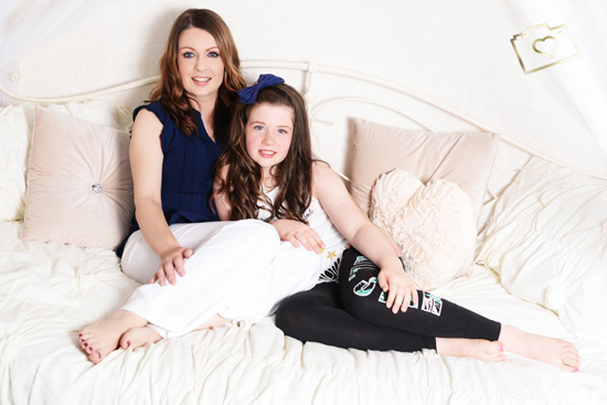 Makeover Photoshoot with Afternoon Tea - Curves Photography Studios - Mum and Daughter_048.jpg