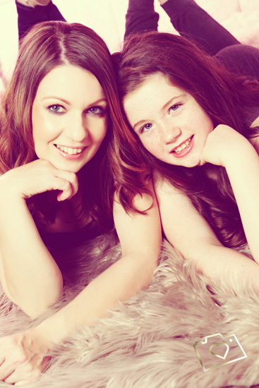 Makeover Photoshoot with Afternoon Tea - Curves Photography Studios - Mum and Daughter_050.jpg