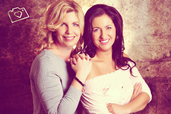 Makeover Photoshoot with Afternoon Tea - Curves Photography Studios - Mum and Daughter_056.jpg