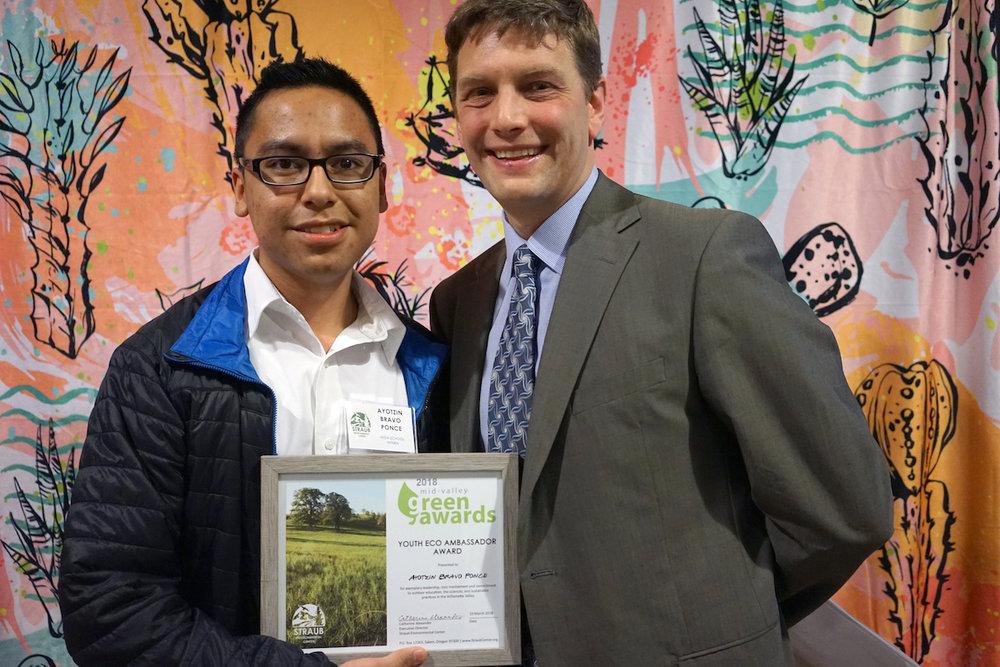Ayotzin Bravo Ponce | Eco Ambassador (Youth)