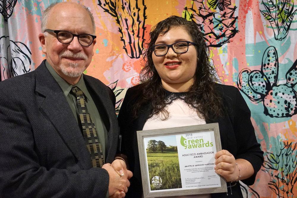 Beatrice Serrano-Martinez | Eco Ambassador (Adult)