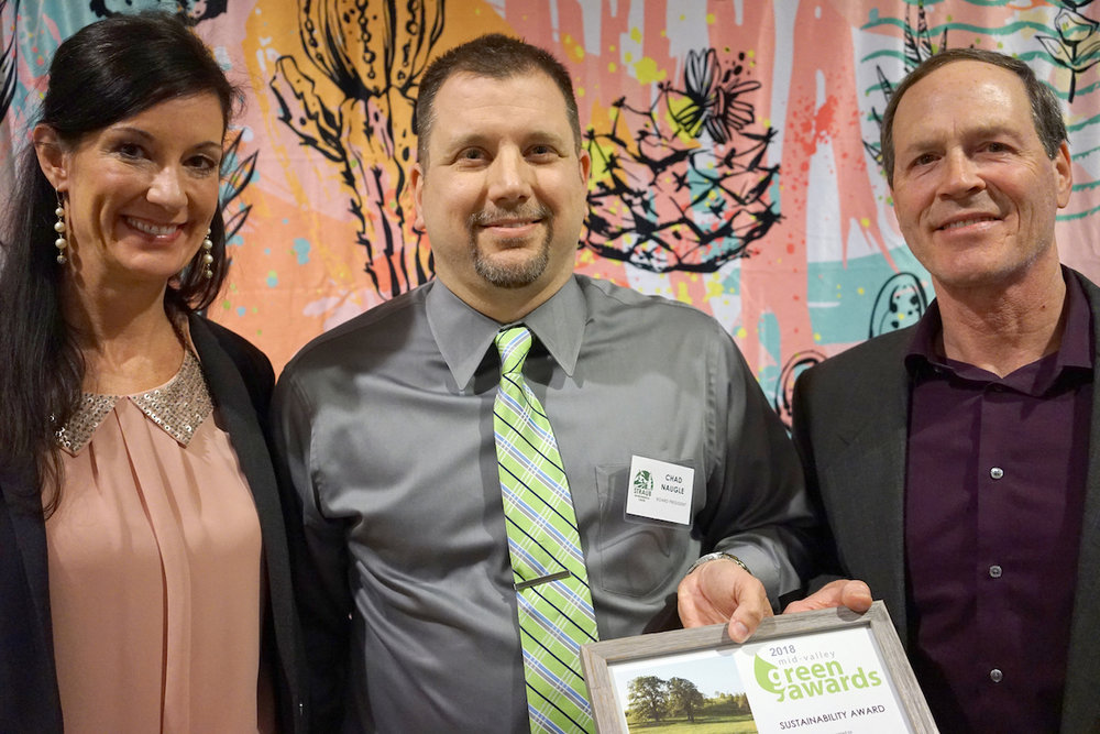 Chad Naugle | Sustainability Award