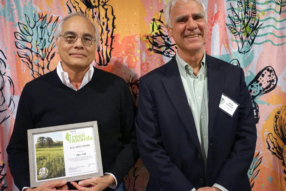 Joel Zak | Eco Artist Award