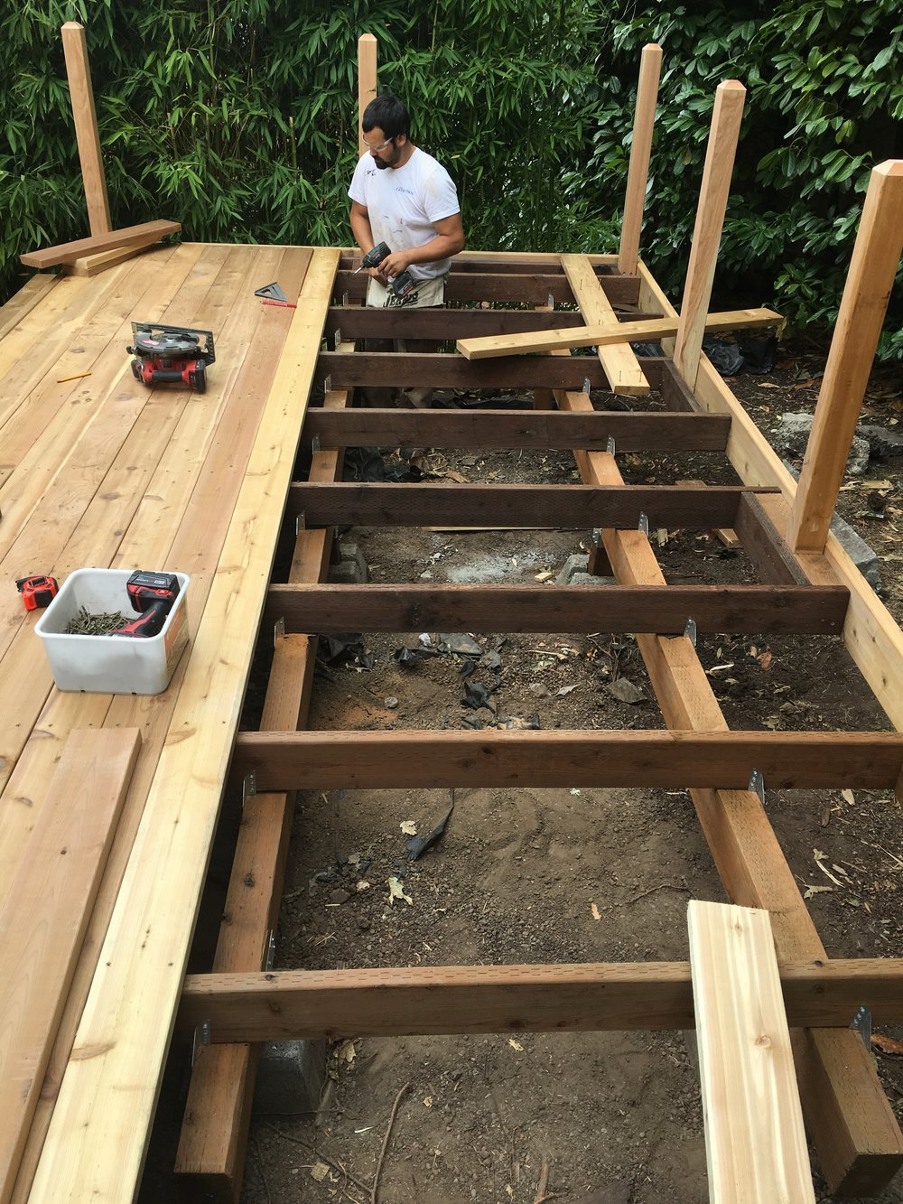 Porch/Deck Building and/or Repair -