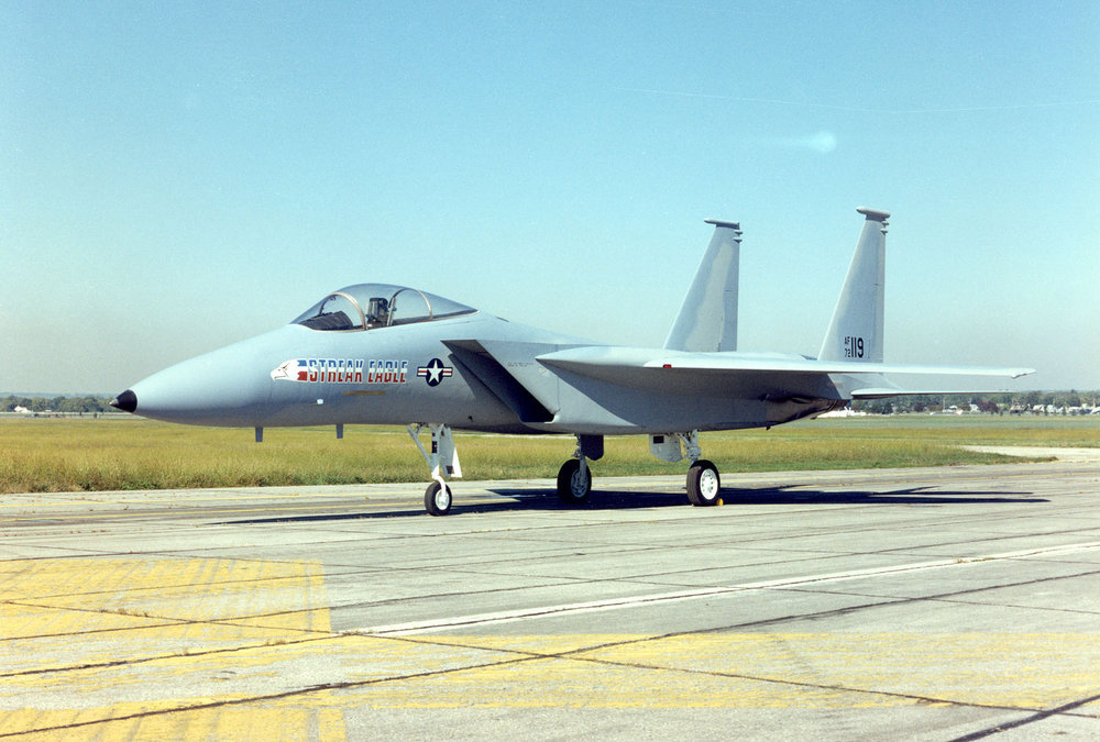 F-15 Streak Eagle USAM Museum