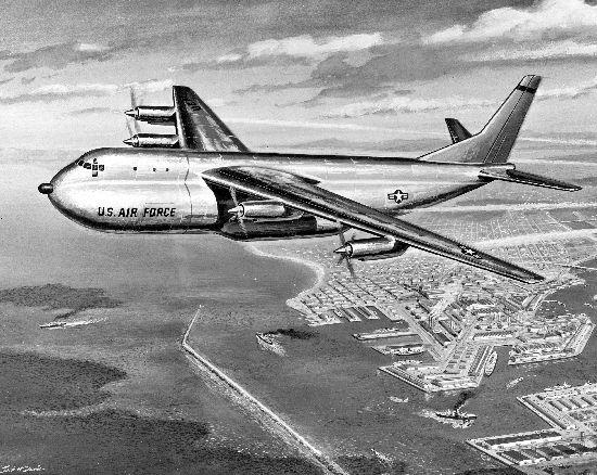 XC-132 Douglas
