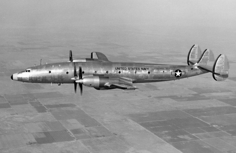 Lockheed R7V-2