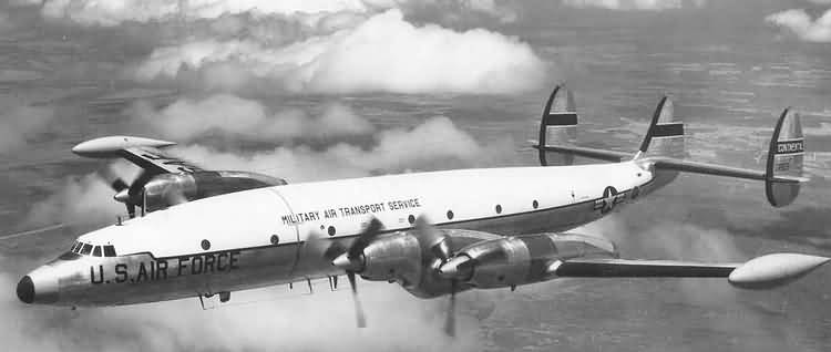 Lockheed YC-121F