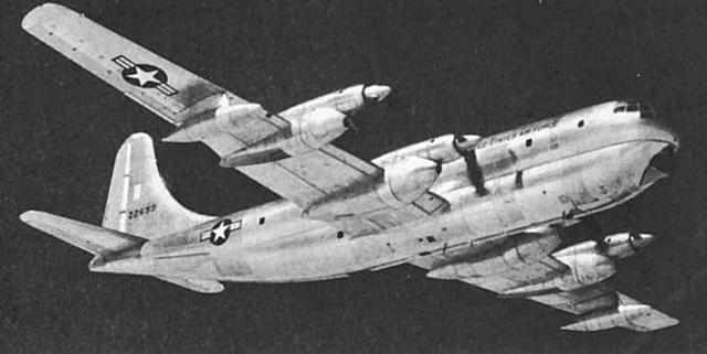 Boeing YC-97J