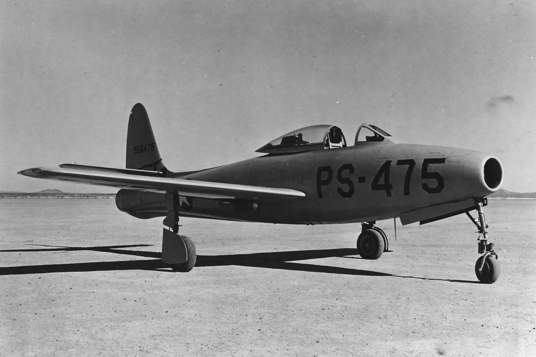 Republic XP-84 Thunderjet