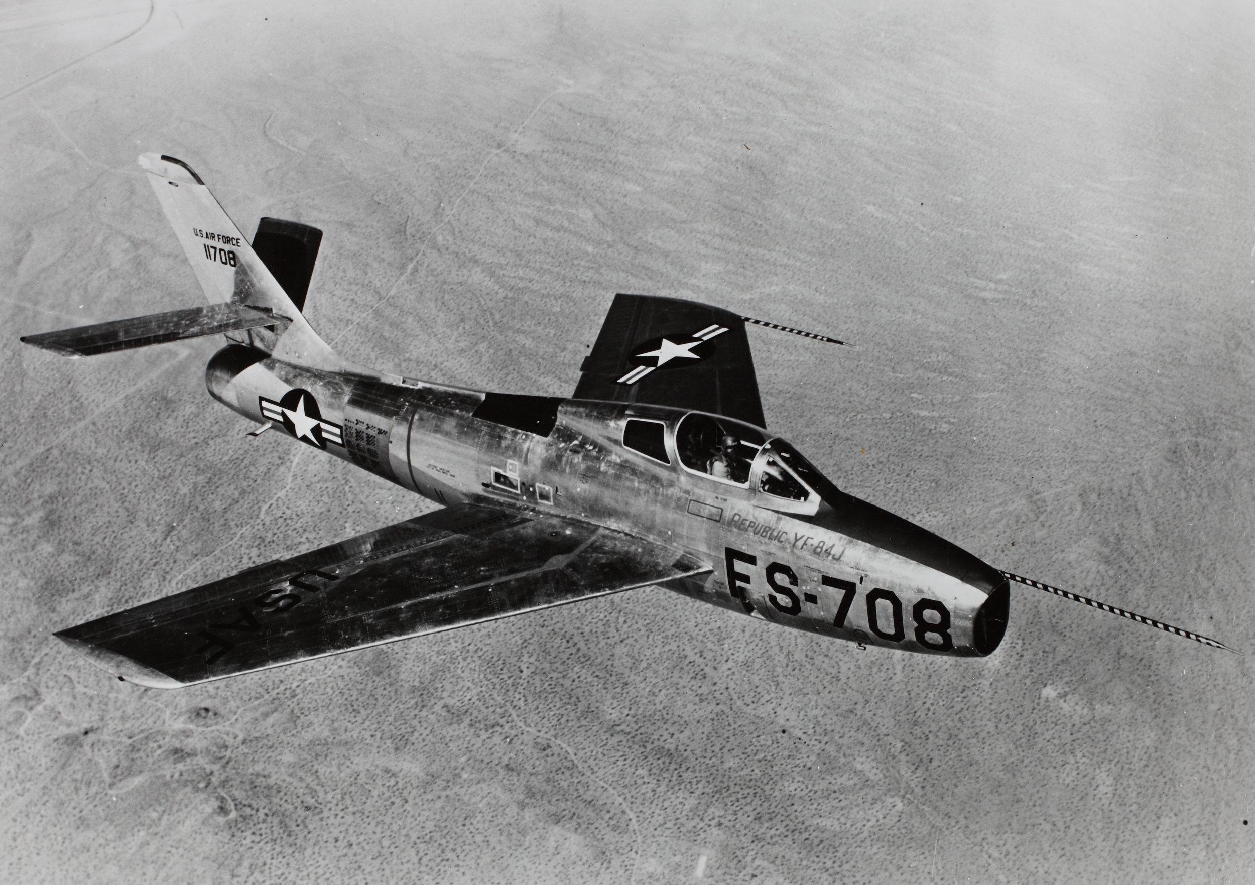 YF-84J