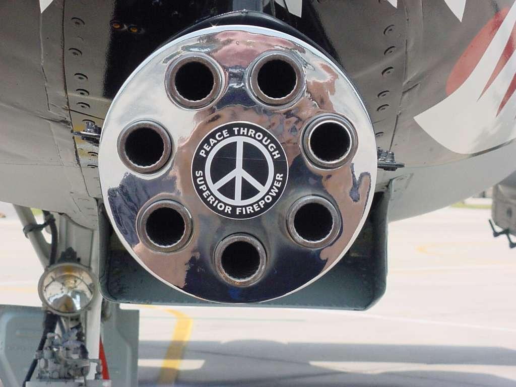 Avenger Cannon A-10
