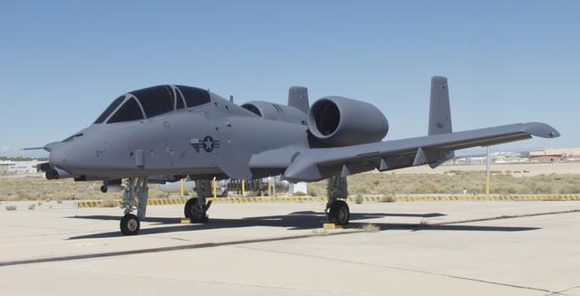 YA-10B Warthog