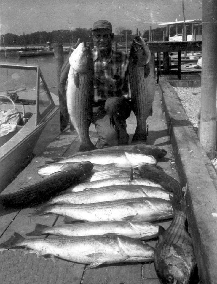 70s_Barney Oats 22 stripers June 76.jpg