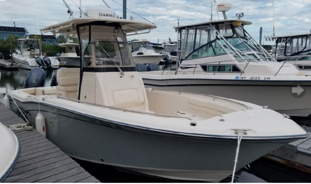 2016 Grady-White Fisherman 257 starboard profile.png