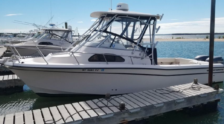 2004 SAILFISH 282