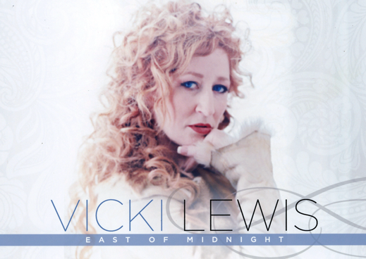"East of Midnight - Vicki Lewis' first solo album is now available. The album is titled ""East of Midnight"" and can be purchased on Amazon.com, ITunes, and CDBaby. Hear three of the songs here on the website:From the Liner Notes:The words and music of these songs unfolded before me like a foreboding window into a chapter of my life that would prove to be dauntingly destructive and spriritually bereft.Locked in my office in Malibu CA I wrote what would become a self fulfiling prophecy – It would also prove to be the making of me.""What doesn't kill you makes you stranger""The Joker"