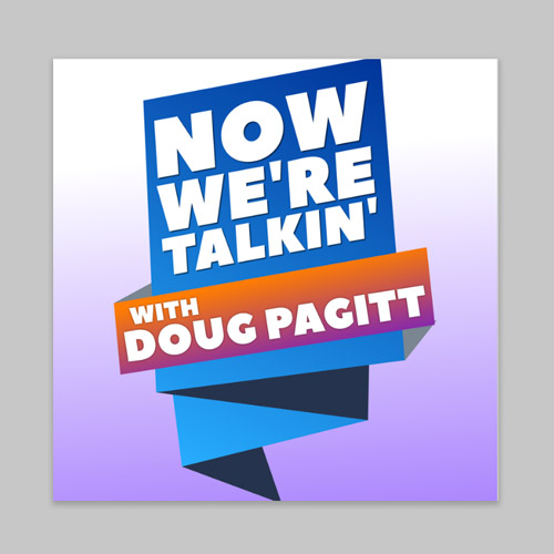Doug Pagitt's multi-day per week Podcasts and Livestreams connect with thousands of people per week.