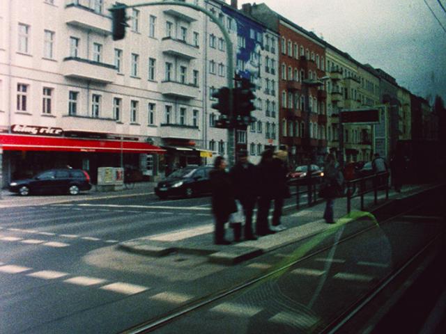 Image still of Rorison film, DER SPAZIERGANG