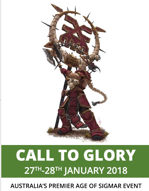 Call to Glory