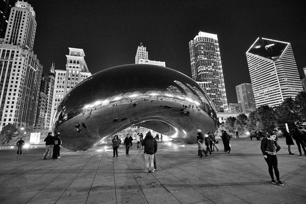 The Bean - Cloud Gate